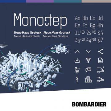 Bombardier Designelemente