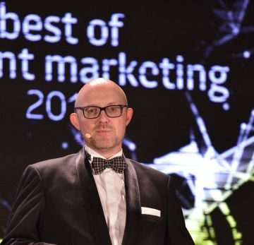 Preisverleihung Best of Content Marketing