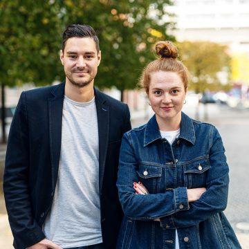 Morris Scheffler und Martha Rzeppa, Mitarbeiter