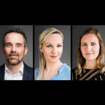 Karsten Krämer, Sonja Görlich & Christine Pollithy