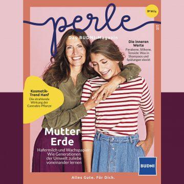 Cover Budni Magazin perle