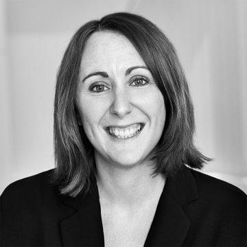 Porträt von Louise Gaudern, Business Director bei C3