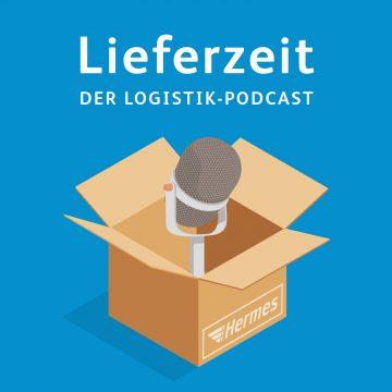 Logo des Podcasts Lieferzeit von Hermes