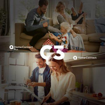 Bosch Home Connect und Bosch Home Connect Plus Zusammenarbeit mit C3