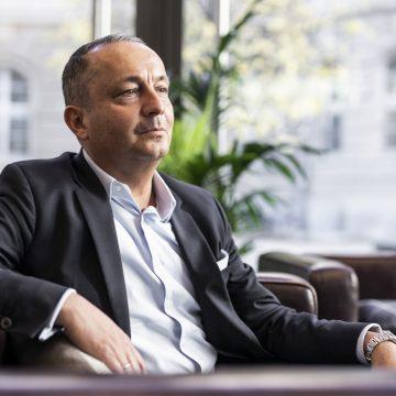 Adel Gelbert, CEO bei C3